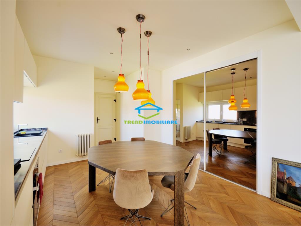 Apartament exclusivist cu 2 camere  zona Bisericii Ortodoxe  bloc cu 6 apartamente