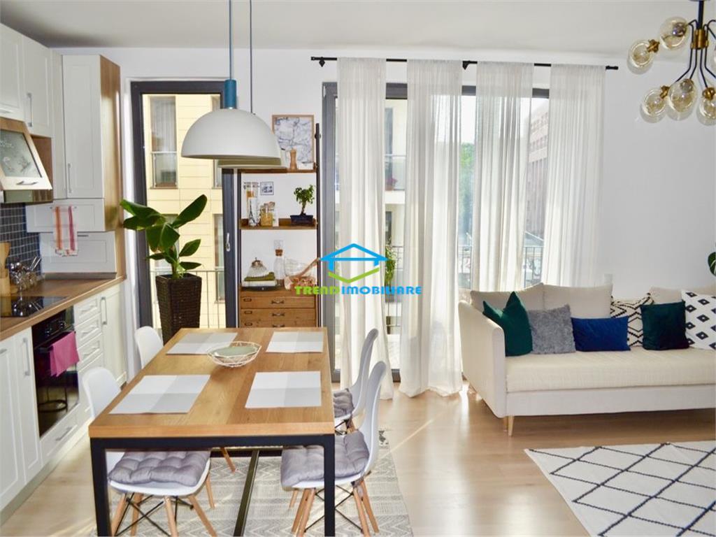 Apartament de LUX, 2 camere, zona Iulius Mall, Parcare INCLUSA, Terasa, 60mp