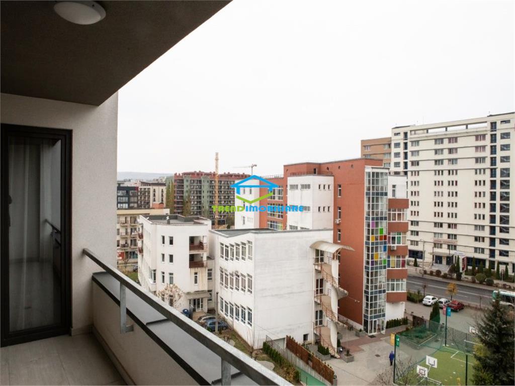 Apartament 2 campere + parcare in complexul Vivido din cartierul Gheorgheni.
