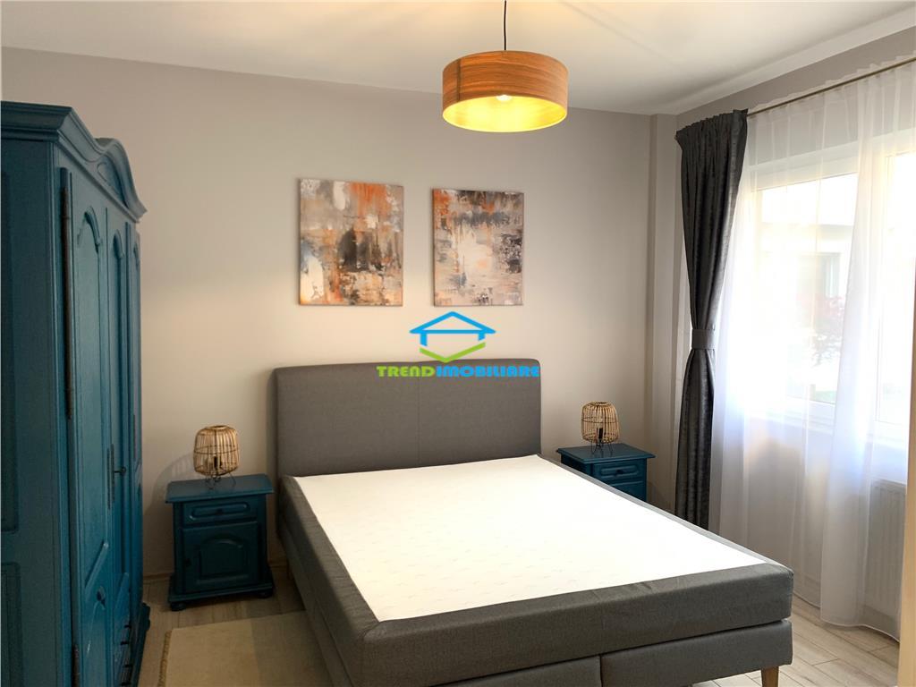 Apartament Centru 2 Camere Lux + Parcare Subterana