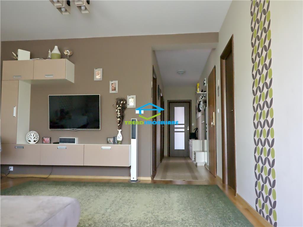 Apartament 3 cam Gheorgheni  LUX in Vila cu gradina