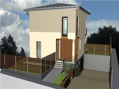 Comision 0% - ULTIMA Casa individuala cu 190mp utili si 400mp teren - Dezmir