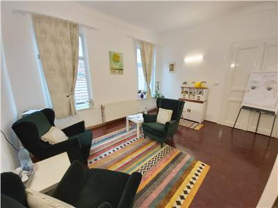Apartament cu 3 camere - birouri - 92mp - Dorobantilor