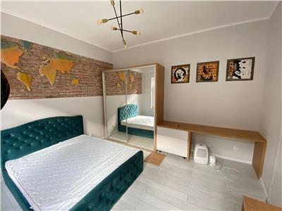 Apartament cu 2 camere - ultracentral - complet NOU