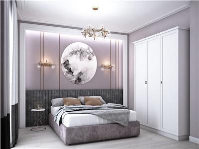 Apartament cu 3 camere - bloc nou - zona Platinia