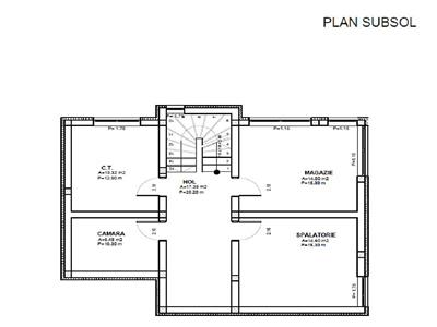 Casa individuala cu 520mp teren - 180 mp utili - Borhanci - priveliste superba