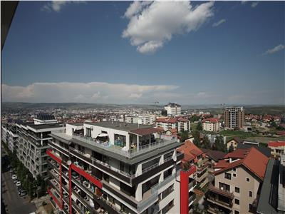 Apartament finisat - 2 dormitoare - terasa 60mp - Sophia Residence