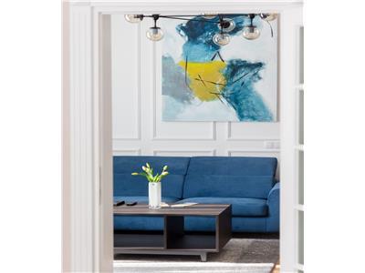 Apartament 3 camere, ULTRACENTRAL, zona Casa de Cultura, 80 mp, de LUX, Parcare INCLUSA