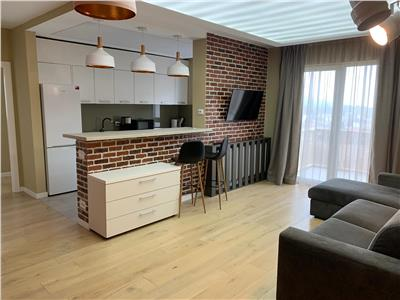 Apartament cu 3 camere - 2 dormitoare + 2 bai - Platinia Mall