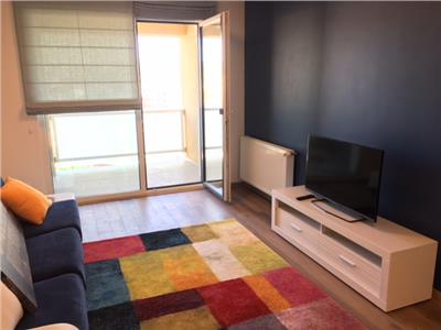 Apartament cu 2 camere -  Platinia Shopping Center - complet mobilat si utilat