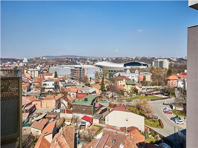 Apartament cu 3 camere - 2 dormitoare - Platinia Shopping Mall