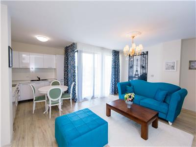 Apartament 3 camere - DE LUX - Riviera Residence - Parcare Subterana