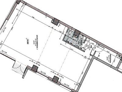 Spatiu comercial in Zona Bonjour Residence, ideal pentru cabinet medical.