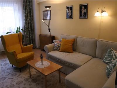 Apartament 4 camere - DECOMANDAT - Manastur -Etaj Intermediar