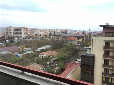Apartament 3 cam Gheorgheni zona Iulius cu panorama decomandat