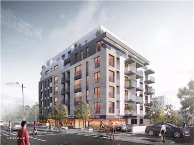Apartament cu 2 camere - zona Iulius Mall
