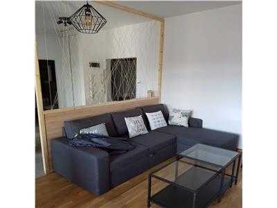 Apartament deosebit cu 2 camere - zona Platinia - garaj subteran