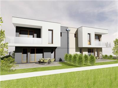Duplex semifinisat Borhanci - 120 mp utili - 250mp teren